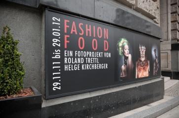 Fashion Food Berlin, Pressekonferenz, Museum fuer Kommunikation Berlin, 2011 10 28, MakingOf, ©Gerald Rihar for FashionFood